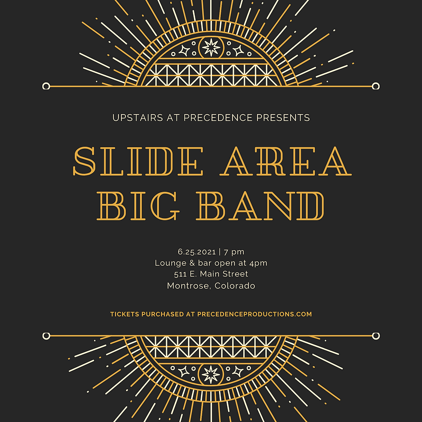 Big Band Jazz & Library Lounge - June 25th