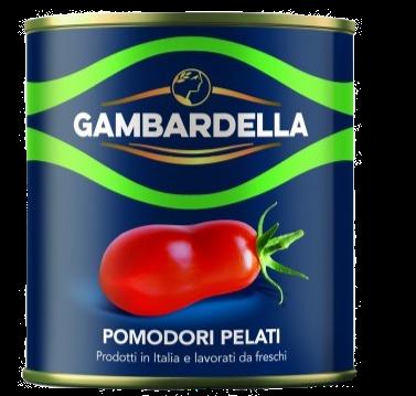 Gambardella Pomodori Pelati 400gr
