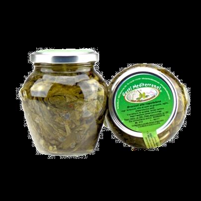 Gusti Mediterranei Broccoli alla napoletana 314gr