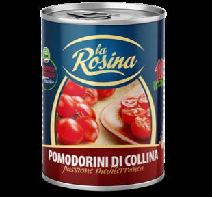 La Rosina Pomodorini Rossi 400gr