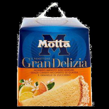 Motta Panettone Gran Delizia agli agrumi 750gr