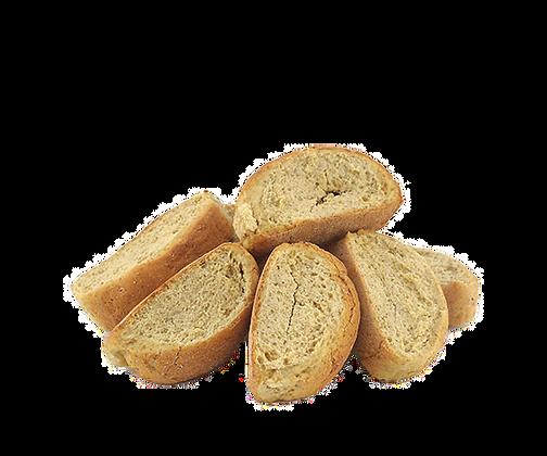 Pane Biscottato con farina integrale 1kg