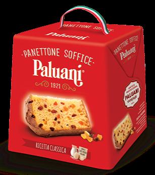 Paluani Panettone tradizionale 1kg