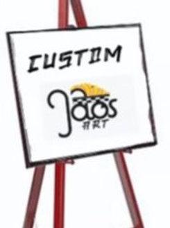 Custom Acrylic on Canvas