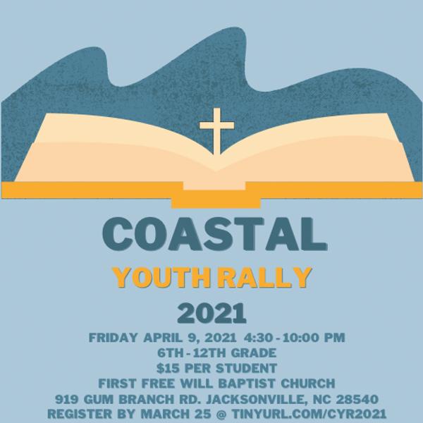 Coastal Youth Rally