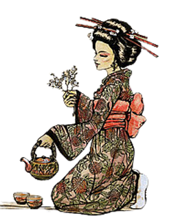 tea-ceremony-in-japanese-style-geisha-with-teapot-and-cherry-blossom-branch-in-her-hands-h