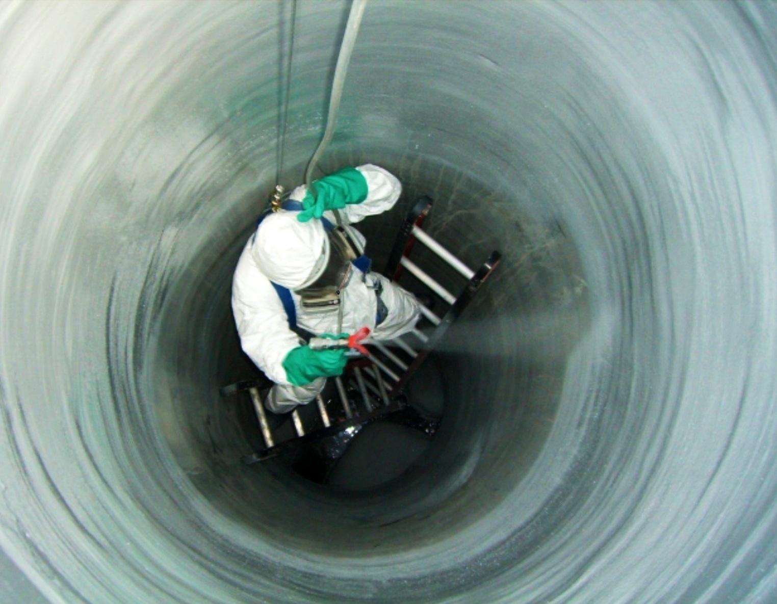 manhole rehab