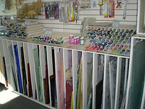 Art Glass and Rods