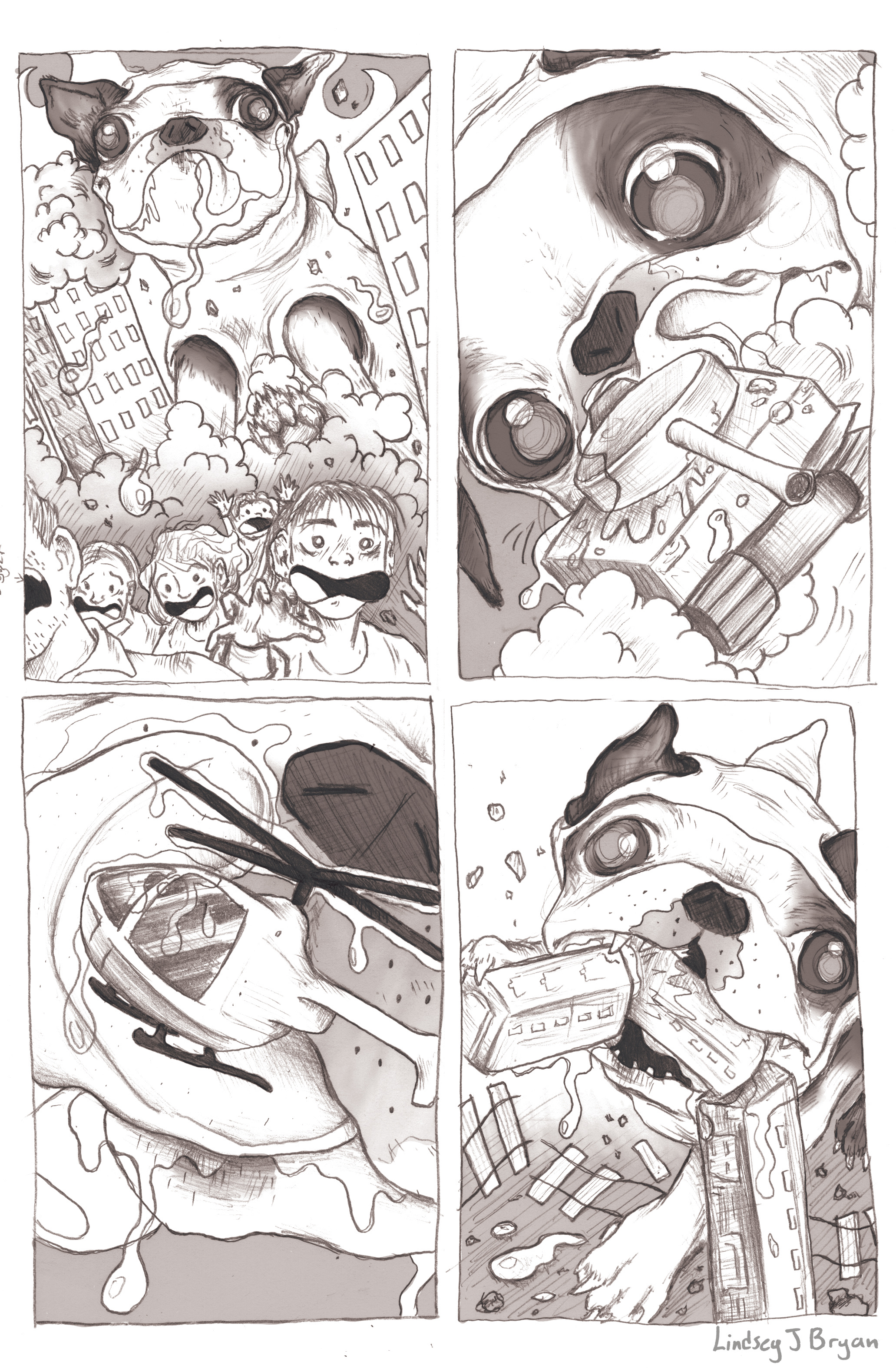 'IT THAT LICKS' Page 3