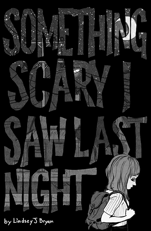 'Something Scary' page 1