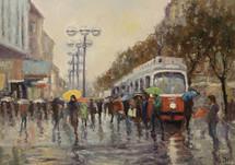 """Horvatic """"Straßenbahn"""""""