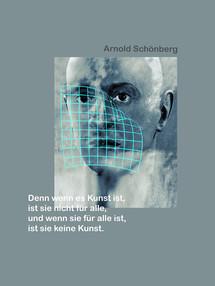"""Überhuber """"Arnold Schönberg"""""""