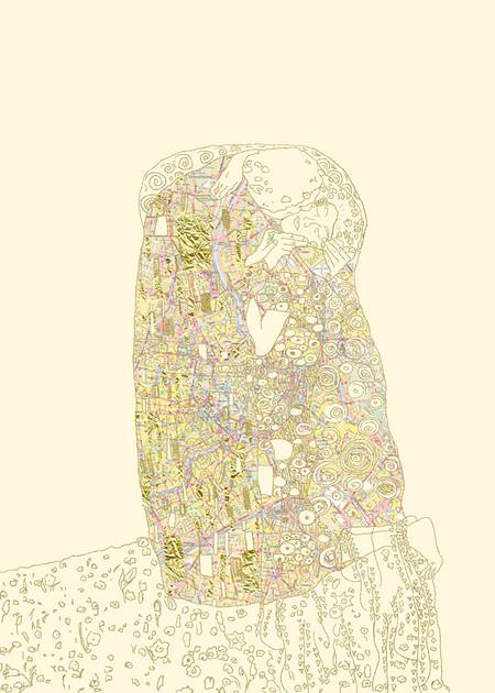 Plank-Klimt Map