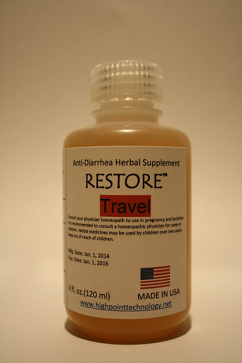 "RESTORE ""Travel"" (red label)"