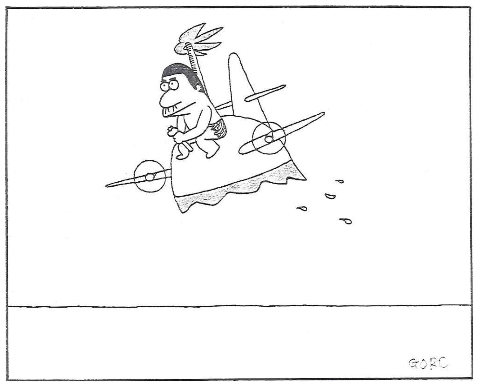 空飛ぶ孤島