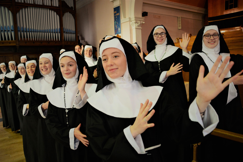 Sister Act Nuns