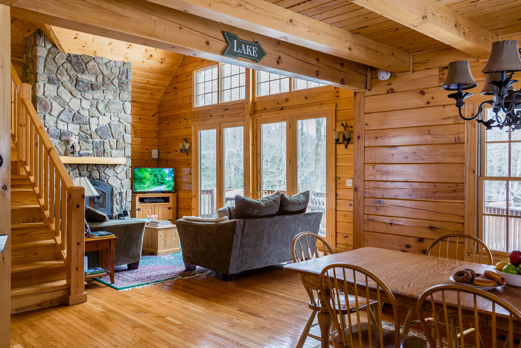 Livingroom from Kitchen
