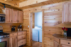 Laundry Room, off kitchen