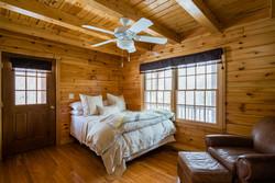 Downstairs Queen Bedroom #1