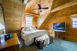 Master Bedroom, King & Ensuite