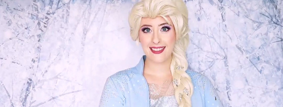 Elsa Kinderfeestje Huren IJskoningin Sprookjesfeesten