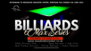 WOODSIDE BILLIARDS 6MAX LEAGUE SERIES - Event 2