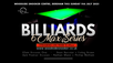 WOODSIDE BILLIARDS 6MAX LEAGUE SERIES - Event 4