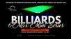 WOODSIDE BILLIARDS 6MAX LEAGUE MINI SERIES - Final Results