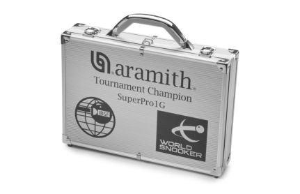 ARAMITH 1G - Tournament Champion Snooker Balls