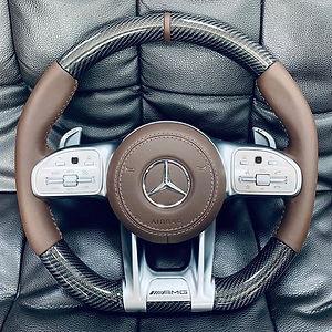 Chocolate interior? #AMG.jpg