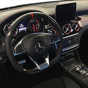 Our old client upgraded his #AMG and had