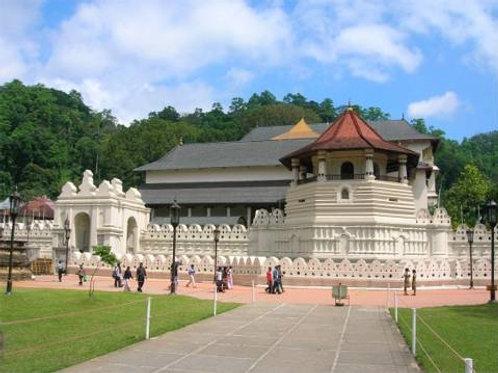 Kandy City Tour 01