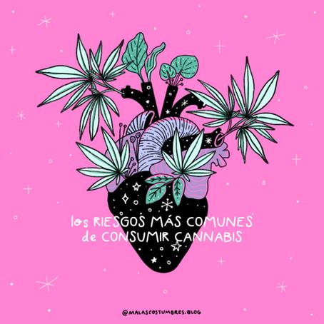 El peligro de elogiar el consumo de cannabis