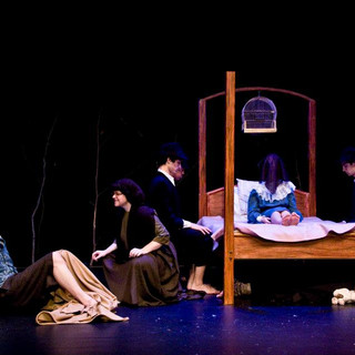 """""""Bluebird"""" based on the play by Maurice Maeterlinck"""