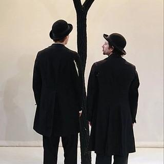 """Waiting for Godot"" by Samuel Beckett"