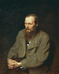 """""""Portrait of Fedor Dostoyevsky"""" by Vasily Perov"""