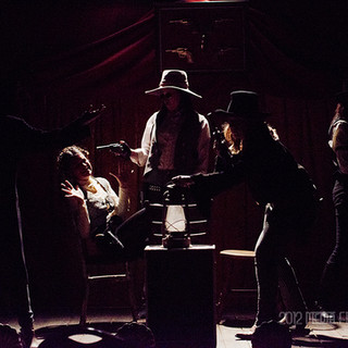 """""""The Assassination of Jesse James"""" by Brenna Geffers."""