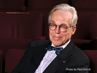 Welcome to our John Guare Festival