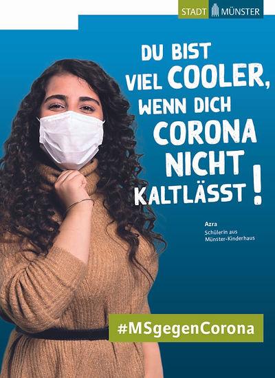 Münster gegen Corona Dezember 2020