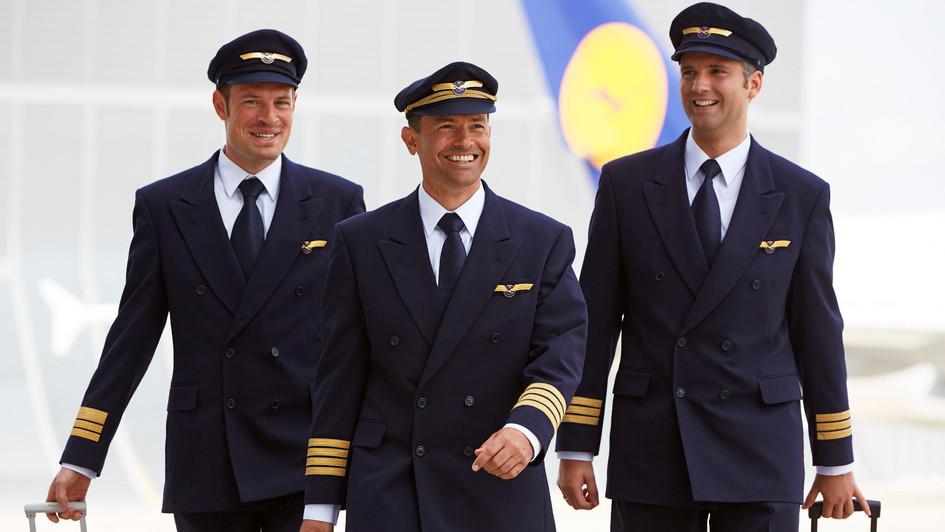 Lufthansa Cockpit Crew