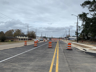 MDOT will realign traffic on U.S. Highway 11  in Picayune on Monday (January 4)