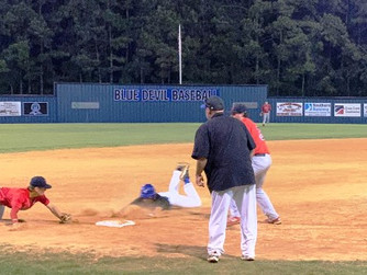 Blue Devils rally to beat stubborn Brookhaven in Game 1