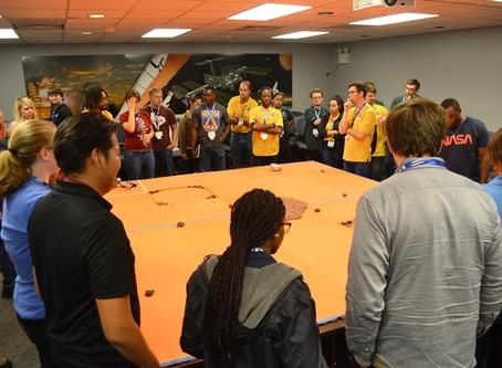 Stennis Space Center hosts NASA Community College Aerospace Scholars