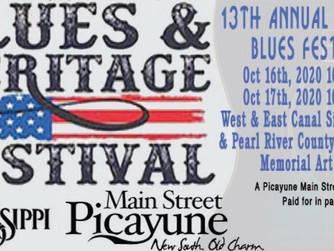 13th Annual Rockin' Blues Festival Friday and Saturday