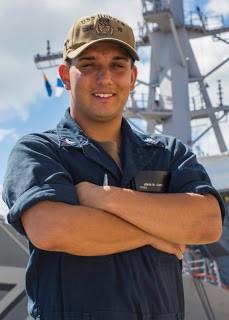Slidell Sailor Serves Aboard U.S. Navy Ship Honoring Women's History Icon