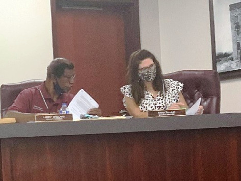 Council discusses costs of hiring police officers as part of department updates