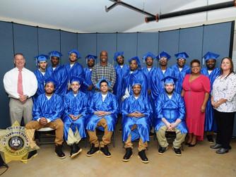 High School Equivalency Diploma Graduation Ceremony Held at St. Tammany Parish Jail