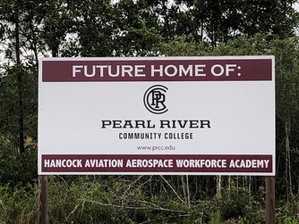 Pearl River receives $2 million grant for Aviation and Aerospace Workforce Academy