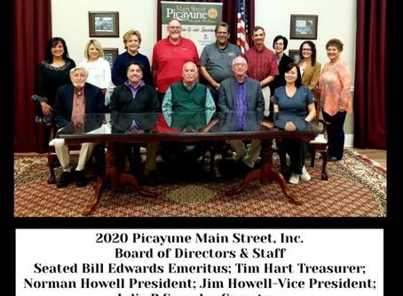 Picayune Main Street wins MMSA award