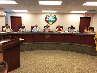 City Council gets update on police and fire departments and I-59 exits